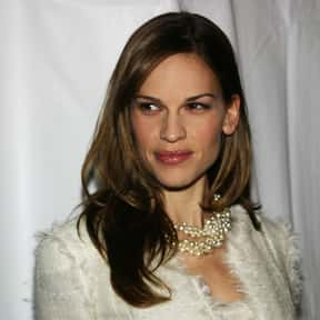 Hilary Swank is listed (or ranked) 2 on the list Famous People From Nebraska