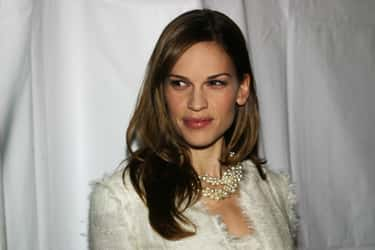 Hilary Swank is listed (or ranked) 2 on the list Famous South Pasadena High School Alumni