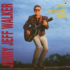 Hill Country Rain is listed (or ranked) 18 on the list The Best Jerry Jeff Walker Albums of All Time