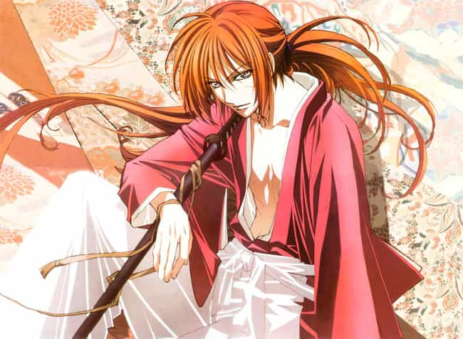 Himura Kenshin is listed (or ranked) 4 on the list The Greatest Anime Characters With Scars
