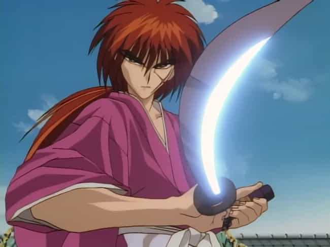Himura Kenshin is listed (or ranked) 4 on the list How Utterly Overpowered Anime Protagonists Made Their Shows More Interesting