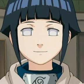 Hinata Hyuga is listed (or ranked) 15 on the list The Most Attractive Anime Girls of All Time