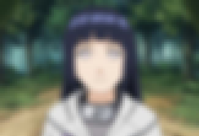 Hinata Hyuga is listed (or ranked) 1 on the list Female Anime Characters You'd Want As Your Wife