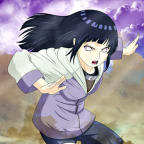 Hinata Hyuga is listed (or ranked) 20 on the list The Very Best Anime Characters