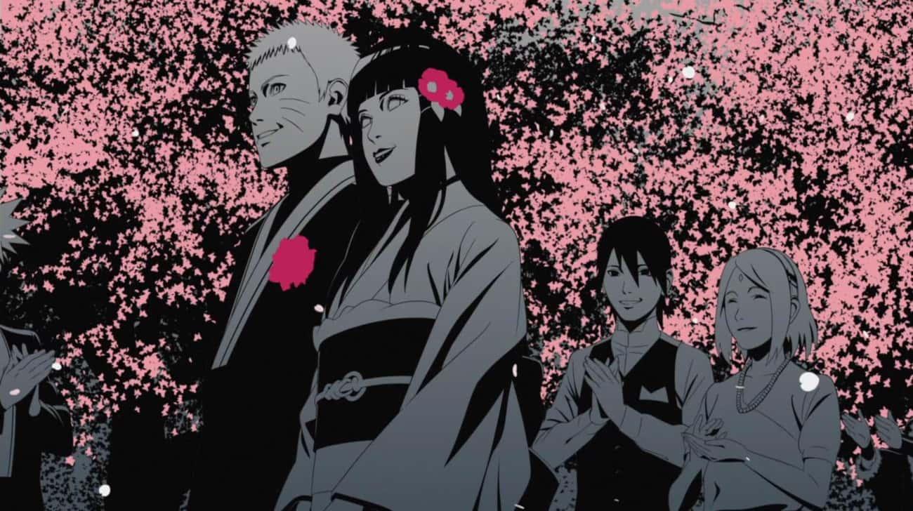 Hinata Hyuuga & Naruto Uzumaki - Naruto