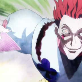 Hisoka is listed (or ranked) 17 on the list The Biggest Anime Perverts of All Time