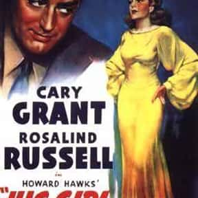 His Girl Friday is listed (or ranked) 21 on the list The Best Comedies About the Workplace