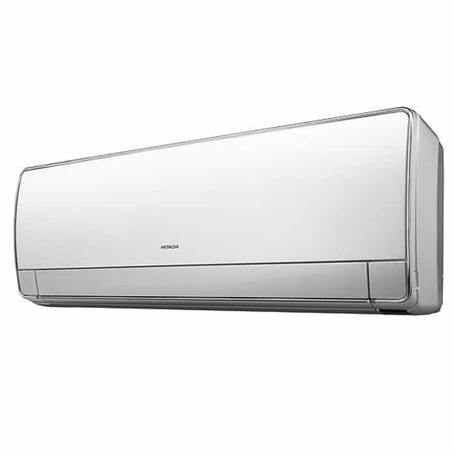Hitachi is listed (or ranked) 3 on the list The Best Air Conditioner Brands
