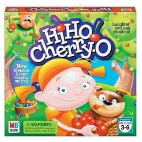 Hi Ho! Cherry-O is listed (or ranked) 15 on the list The Best Games for Kids