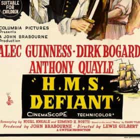 H.M.S. Defiant