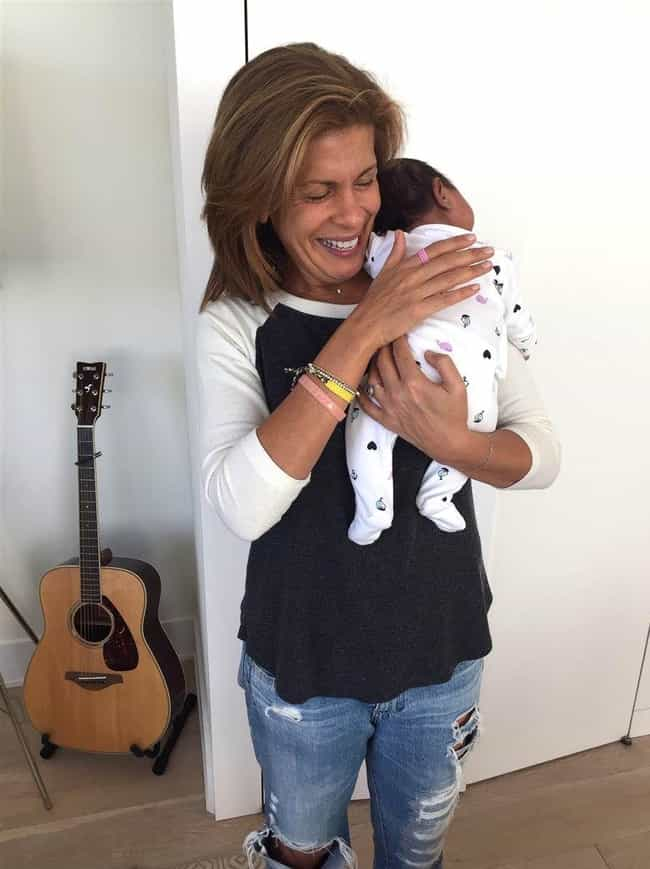 Hoda Kotb is listed (or ranked) 1 on the list 14 Celebrities Who Adopted as Single Mothers