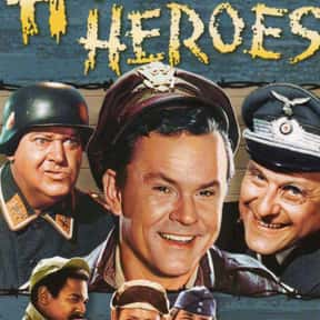 Hogan's Heroes is listed (or ranked) 19 on the list The Greatest Prison Shows & Movies of All Time