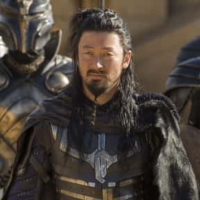 Hogun is listed (or ranked) 21 on the list The Best Characters In The Thor Movies