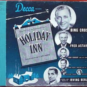 Holiday Inn is listed (or ranked) 21 on the list The Best Comedies of the 1940s