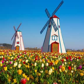 Holland is listed (or ranked) 17 on the list The Best U.S. Cities for Vacations