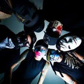 Hollywood Undead is listed (or ranked) 22 on the list The Greatest White Rappers of All Time