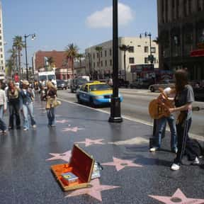 Hollywood Walk of Fame is listed (or ranked) 9 on the list The Top Must-See Attractions in Los Angeles