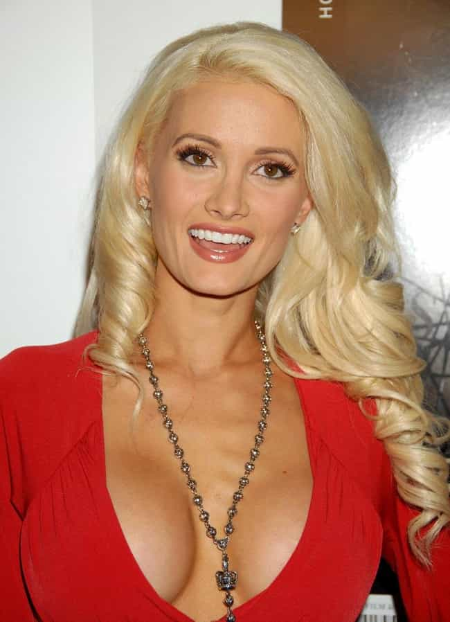 Holly Madison is listed (or ranked) 3 on the list The Top Busty Models You Can't Get Enough Of