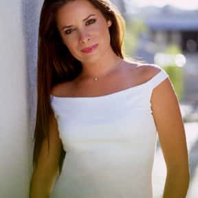 Holly Marie Combs is listed (or ranked) 12 on the list Charmed Cast List