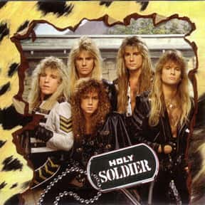 Holy Soldier is listed (or ranked) 10 on the list The Best Christian Metal Bands