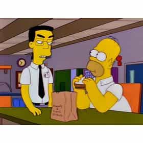Homer's Enemy