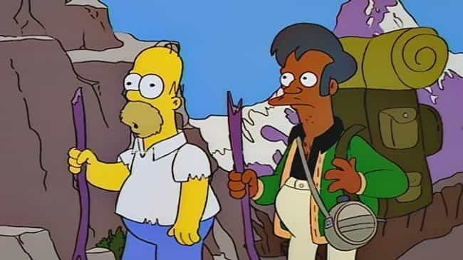 Homer and Apu is listed (or ranked) 2 on the list The Best Apu Episodes of 'The Simpsons'