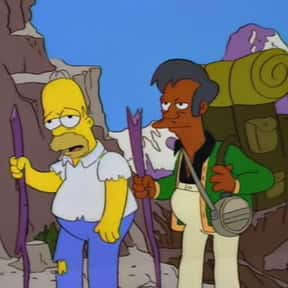 Homer and Apu is listed (or ranked) 17 on the list The Best Episodes From The Simpsons Season 5