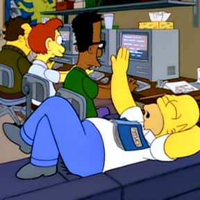 Homer Goes to College is listed (or ranked) 11 on the list The Best Episodes From The Simpsons Season 5