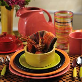 Homer Laughlin China Company is listed (or ranked) 20 on the list The Best Dinnerware Brands