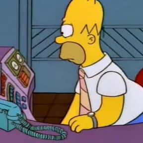Homer Loves Flanders is listed (or ranked) 18 on the list The Best Episodes From The Simpsons Season 5