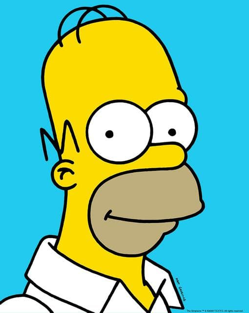 Random Best Simpsons Characters
