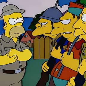 Homer the Vigilante is listed (or ranked) 13 on the list The Best Episodes From The Simpsons Season 5