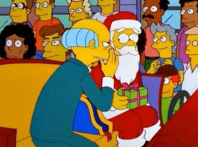 Homer vs. Dignity is listed (or ranked) 2 on the list The Best Mr. Burns Episodes of 'The Simpsons'