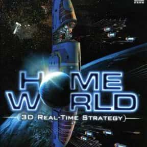 Homeworld is listed (or ranked) 23 on the list The Best Strategy Games of All Time, Ranked
