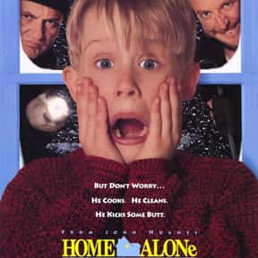 Home Alone is listed (or ranked) 4 on the list The Greatest Kids Movies of the 1990s