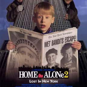 Home Alone 2: Lost in New York is listed (or ranked) 3 on the list The Best Movies for 10-Year-Old Kids