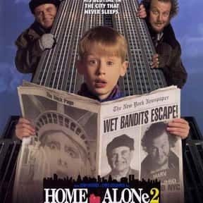 Home Alone 2: Lost in New York is listed (or ranked) 18 on the list The Best Family Movies Rated PG