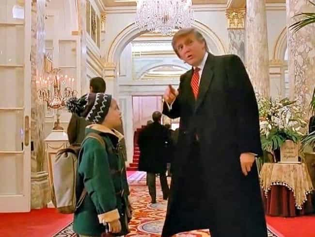 Home Alone 2: Lost in Ne... is listed (or ranked) 1 on the list The Most Unexpected Donald Trump Cameos In Film