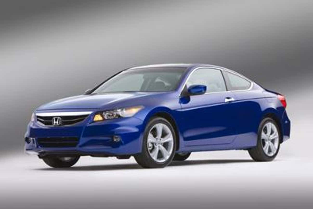 Honda Accord is listed (or ranked) 3 on the list Best Cars for Teens: New and Used, Ranked