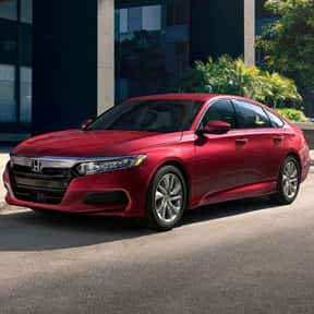Honda Accord is listed (or ranked) 24 on the list The Best Cars of 2019