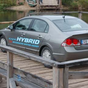 Honda Civic Hybrid is listed (or ranked) 16 on the list The Best Midsize Family Sedans