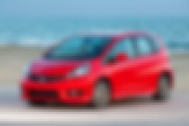 Honda Fit is listed (or ranked) 4 on the list 6 Best New Cars For Your Teenager