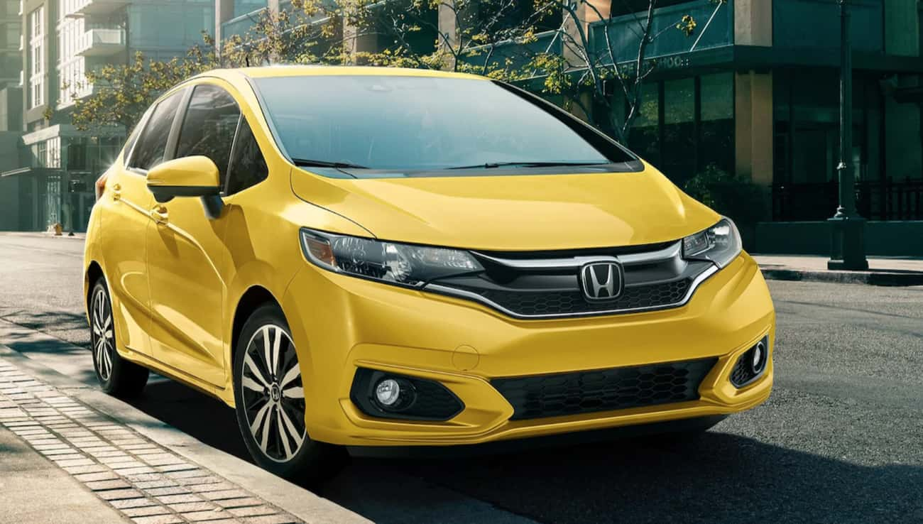 Honda Fit is listed (or ranked) 2 on the list The Best 2020 Cars Under $20,000