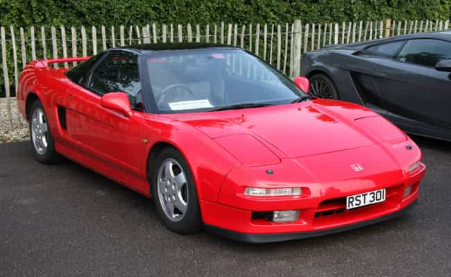 Honda NSX is listed (or ranked) 3 on the list The Best Classic Japanese Cars Of All Time