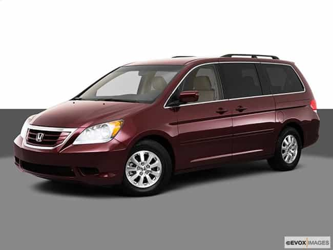 Honda Odyssey Is Listed Or Ranked 3 On The List Comfortable Cars For Large