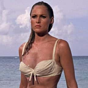 Honeychile Rider is listed (or ranked) 8 on the list The Funniest Bond Girl Names