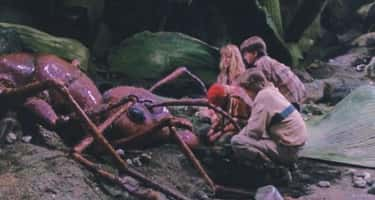 'Honey, I Shrunk the Kids' Was is listed (or ranked) 2 on the list Great Movies That Were Overshadowed By Blockbusters