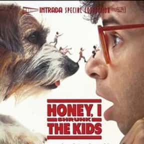 Honey, I Shrunk the Kids is listed (or ranked) 3 on the list The Best Disney Science Fiction Movies Of All Time