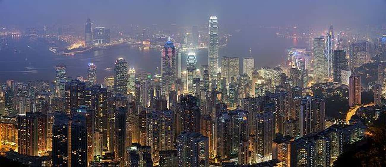 Hong Kong is listed (or ranked) 1 on the list Cities You Most Want To Visit
