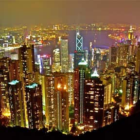 Hong Kong is listed (or ranked) 2 on the list The Best Asian Cities to Visit
